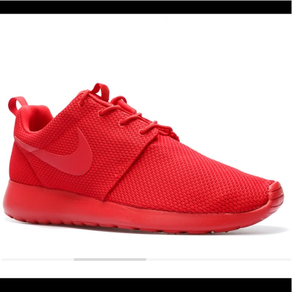 3ea153d9c610 Nike Roshe all Red. M 5a9c7a4afcdc31070c571c48